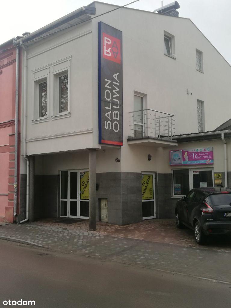 Lokal handlowo - usługowo -biurowy w centrum
