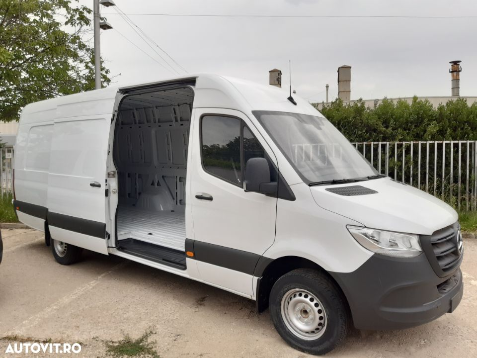Mercedes-Benz Sprinter 316 --- 15.5 mc - 2