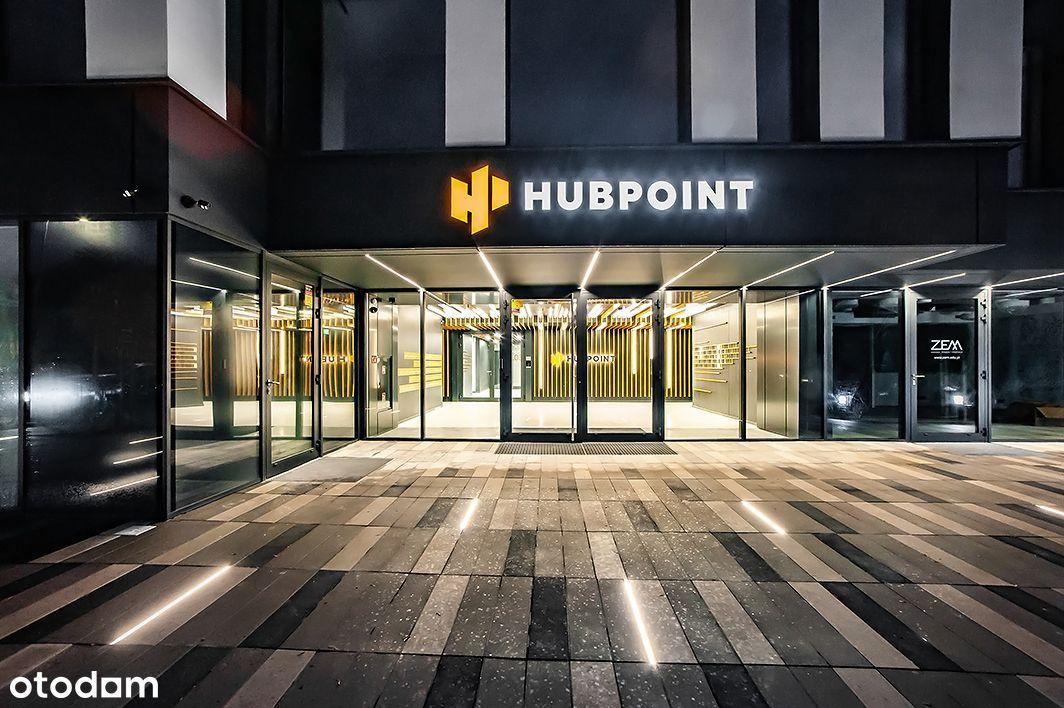 Biurowiec Hubpoint, lokal biurowy 263 m2