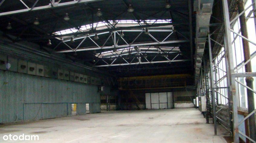 Hala produkcyjno-magazynowa 600m2 Bytom