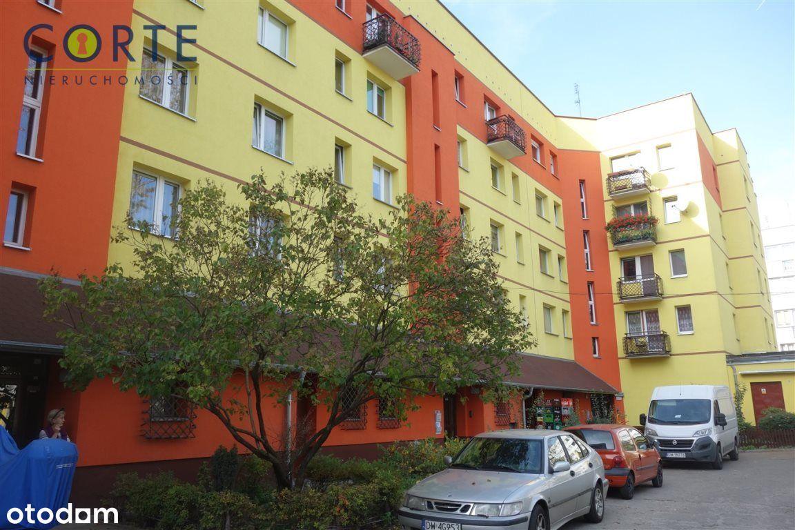 Centrum- Rozkład- 2 Balkony- C.O. Miejskie - 1990!