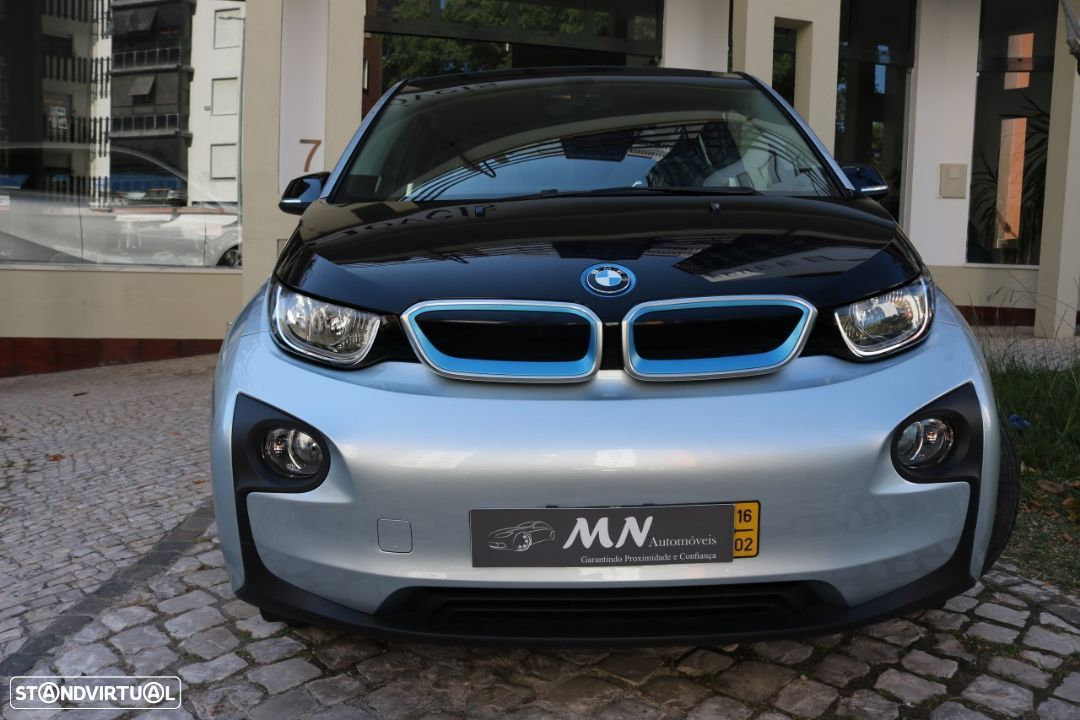 BMW i3 REx (Range Extender) BlackEdition Atelier - 5