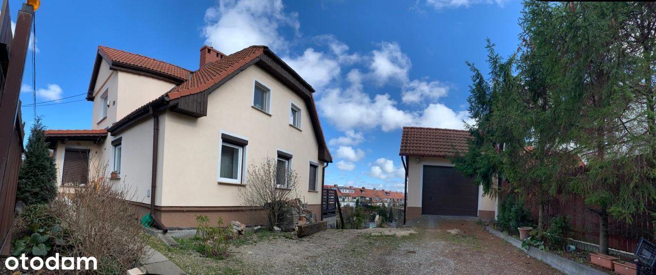 Piękny dom w centrum Gdańska z działką 1070 m2!