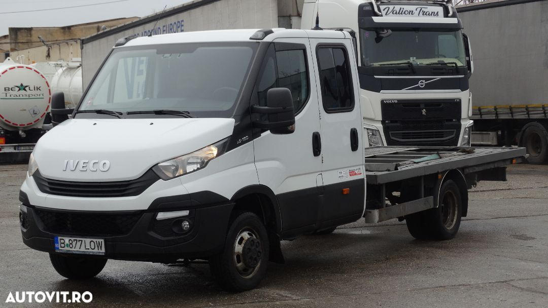 Iveco Daily 35C18 - 1