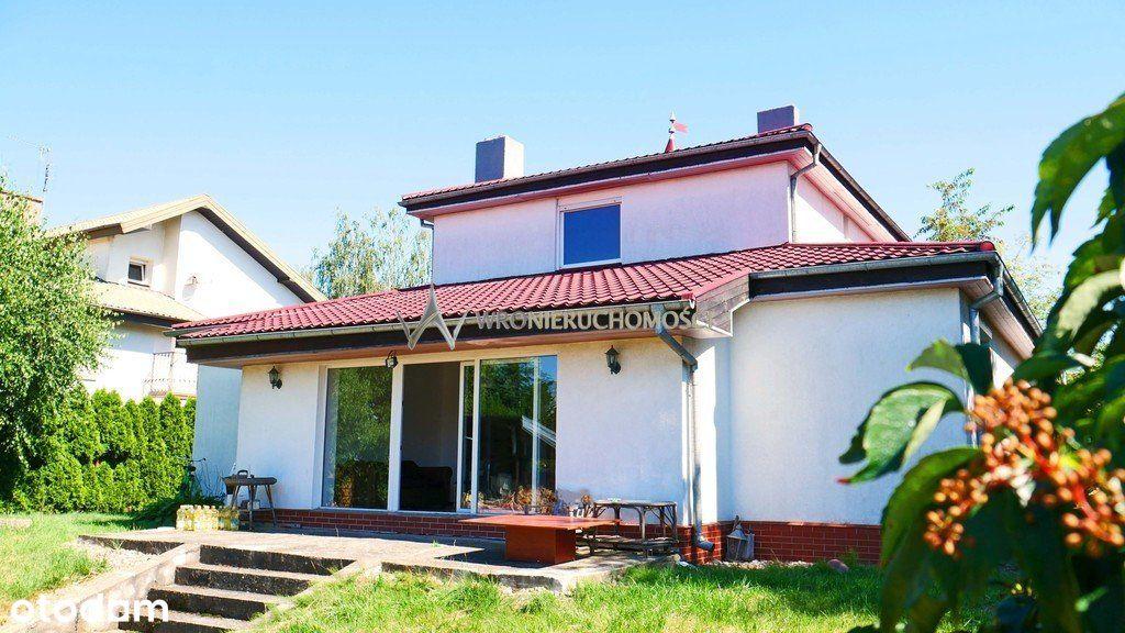 Przestronny dom 176m2 blisko Wrocławia!