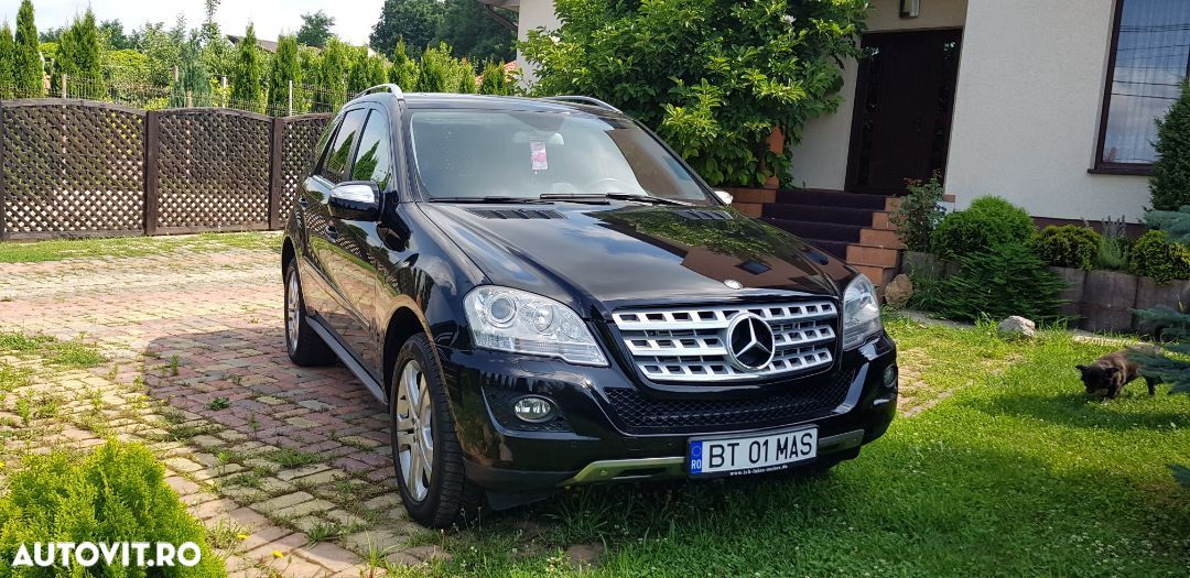 Mercedes-Benz ML ML350 - 5