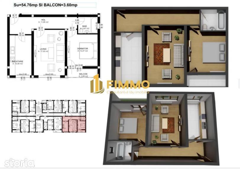 Apartamente în bloc nou | Plata în rate | Ipotesti