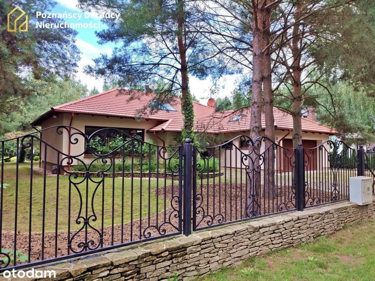 Komfortowy dom wolnostojacy w otulinie lasu
