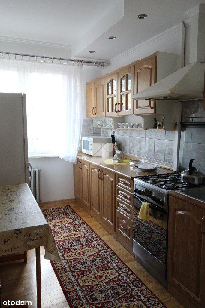 Wynajmę mieszkanie 64m2/3pokoje/parter/Grunwaldzka