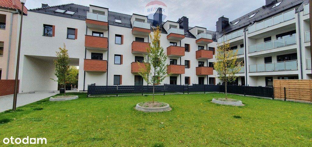 Mieszkanie w nowym budynku przy ul. Dąbrowskiego