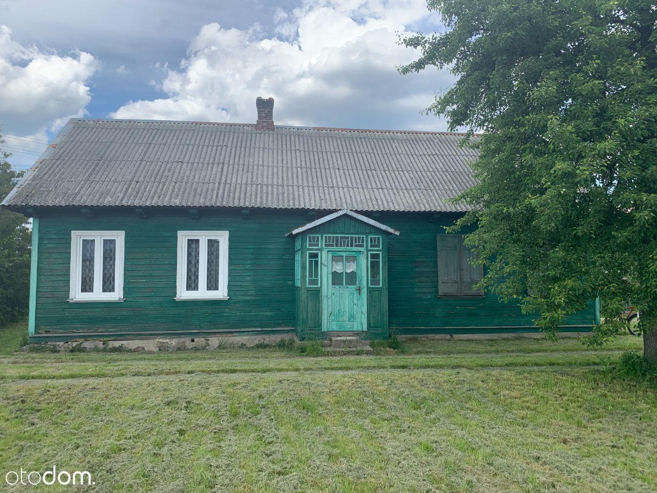 Dom blisko Puszczy Białowieskiej