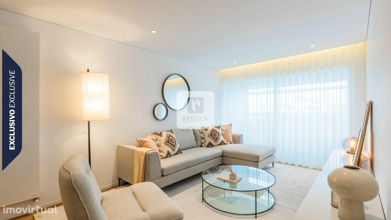 Apartamento T1+1 no Antas Build - Exclusivo Réplica
