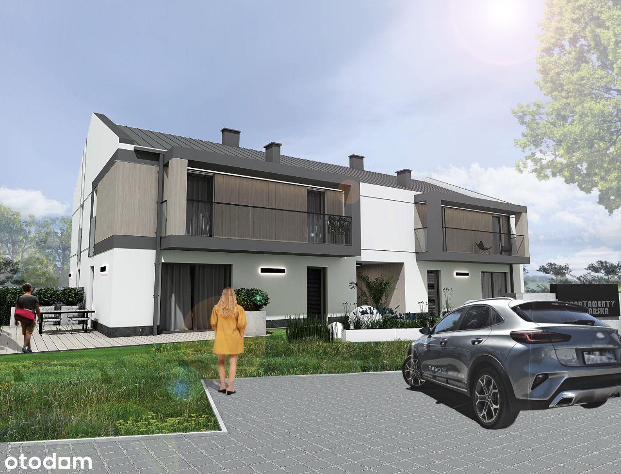 Mieszkanie w Inwestycji Apartamenty Modelarska 3-1