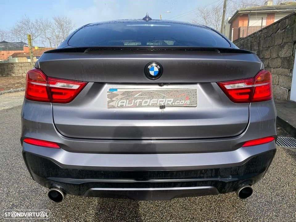 BMW X4 30d XDrive Pack M - 13