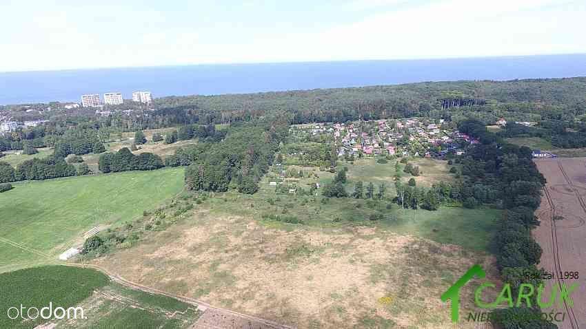 Duża Działka w Dziwnówku 900 metrów od plaży