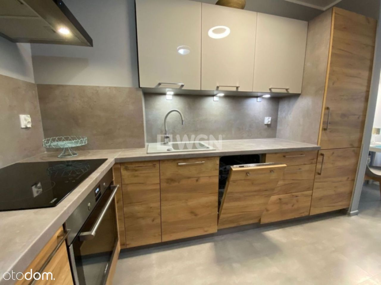 Mieszkanie, 38 m², Szczecin
