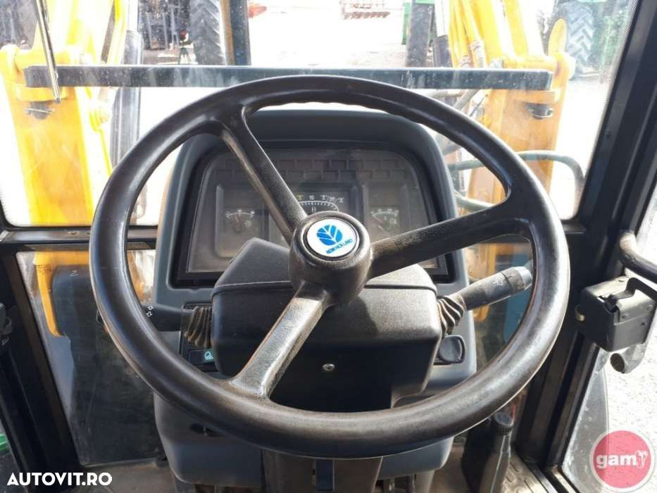 New Holland Ts100 4wd - 10
