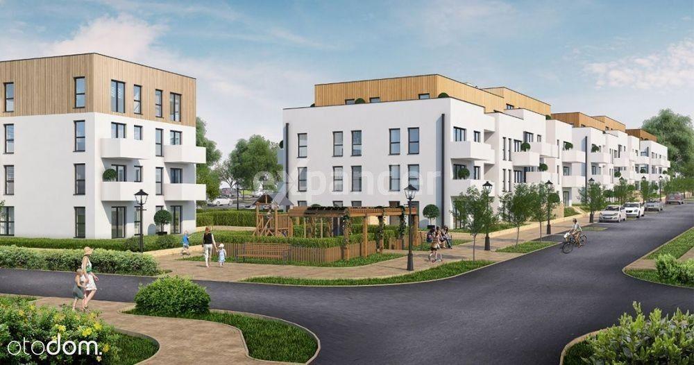 Nowe mieszkanie od dewelopera w zielonej okolicy