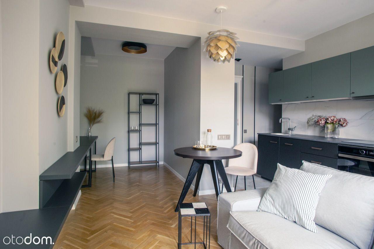 Piękne mieszkanie w najmodniejszej dzielnicy KATO