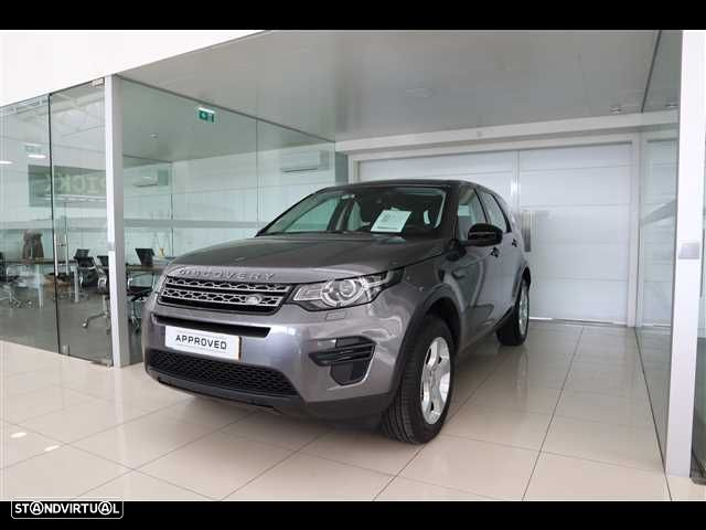 Land Rover Discovery Sport 2.0 eD4 Pure - 1
