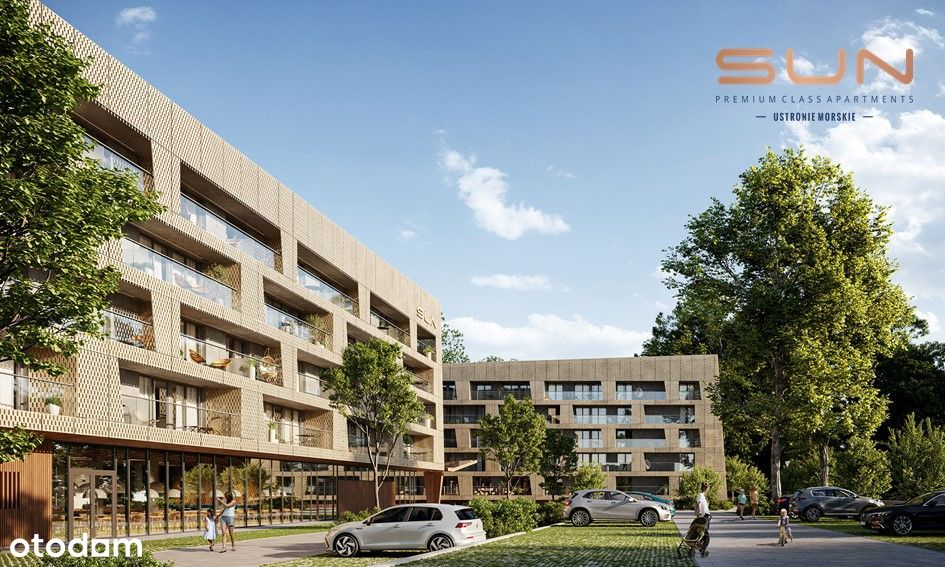 SUN - Premium Class Apartments