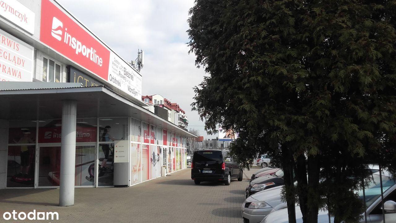Lokal usługowo – biurowo – magazynowy 500 m2