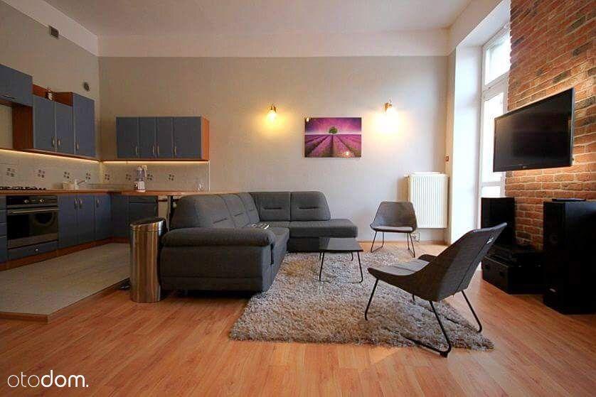 Dwupokojowe mieszkanie w centrum Łodzi