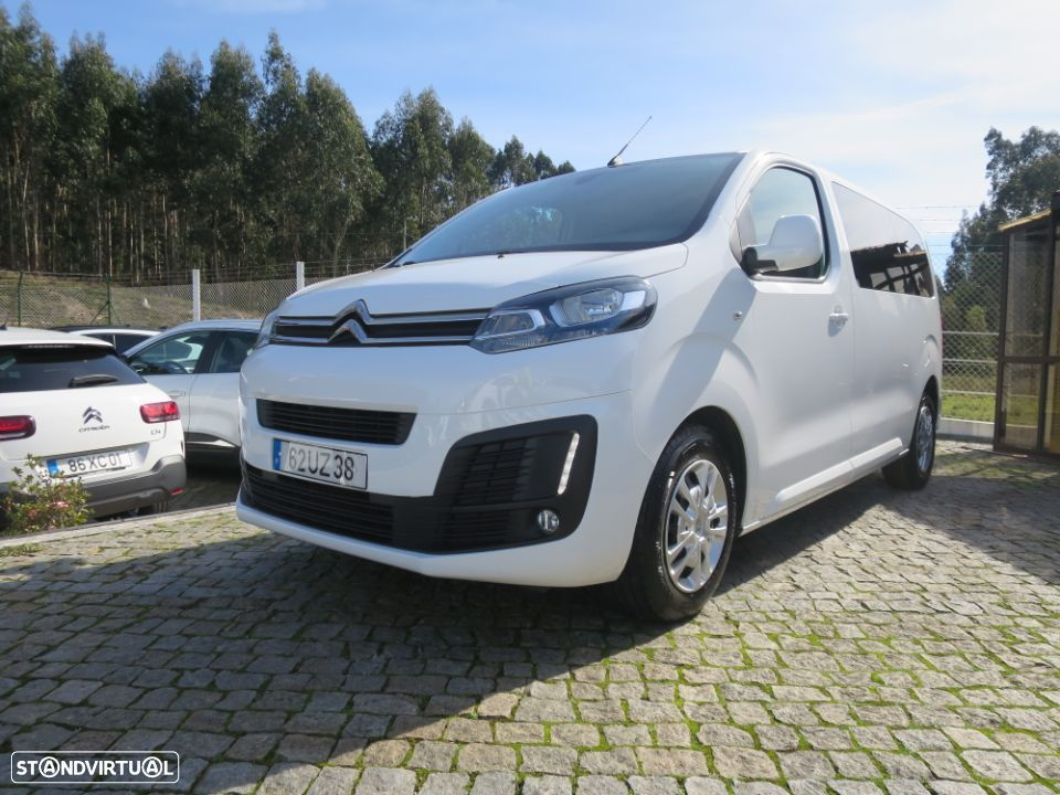 Citroën Spacetourer - 2