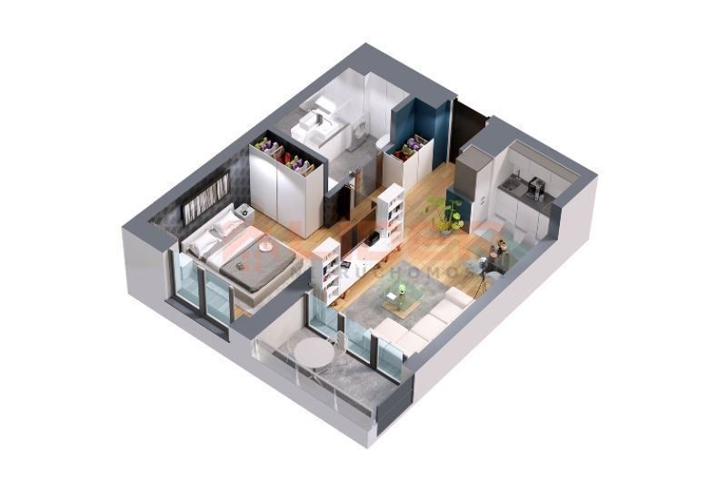 Mieszkanie w Apartamentach Jagiellońskich