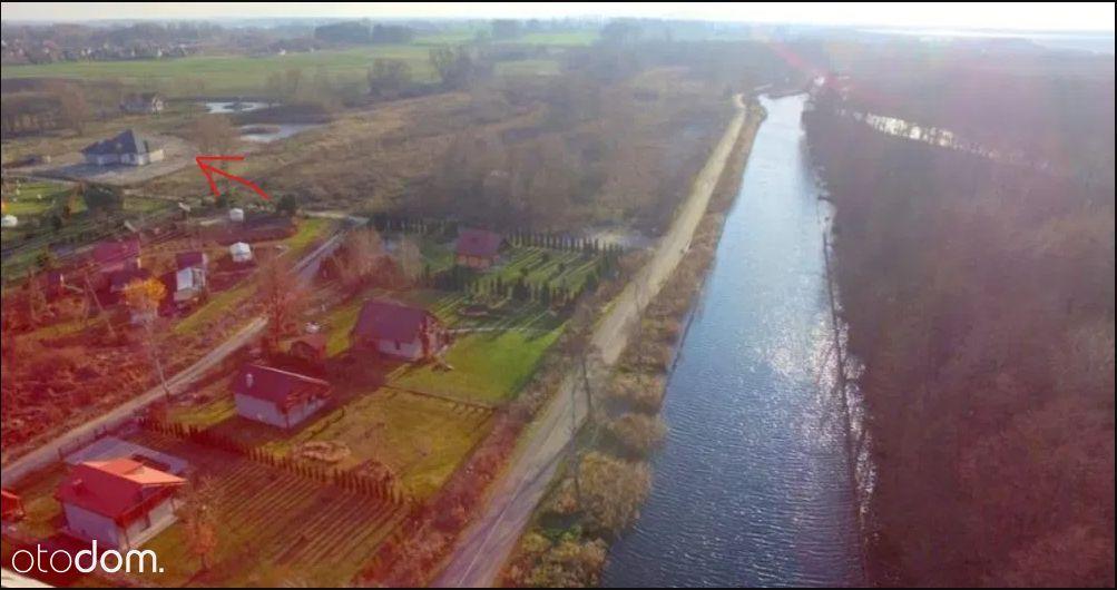 Działka budowlana Jezioro Mamry Mazury Węgorzewo