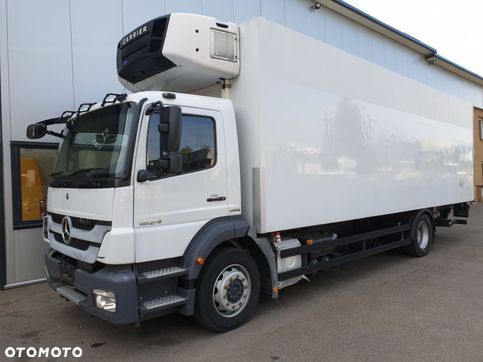 Mercedes-Benz Axor 1824 Euro 5  Manual Na poduszce Carrier 950 - 4