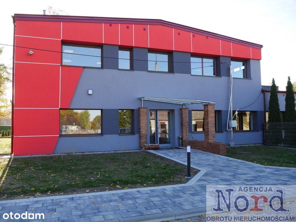 Obiekt Biurowo-Przemysłowy Hale Czarna Białostocka