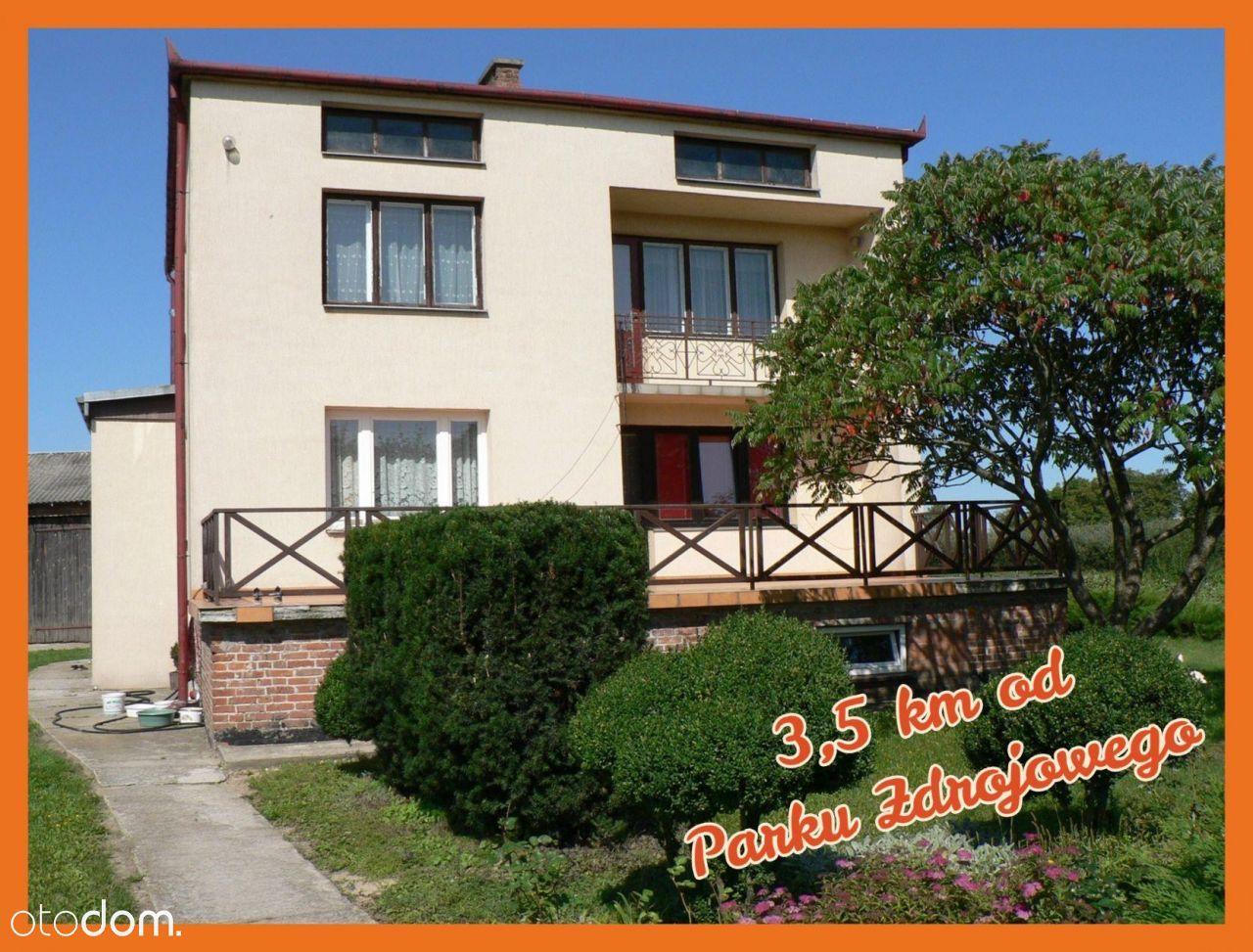Dom 3,5 km od Parku Zdrojowego w Nałęczowie !