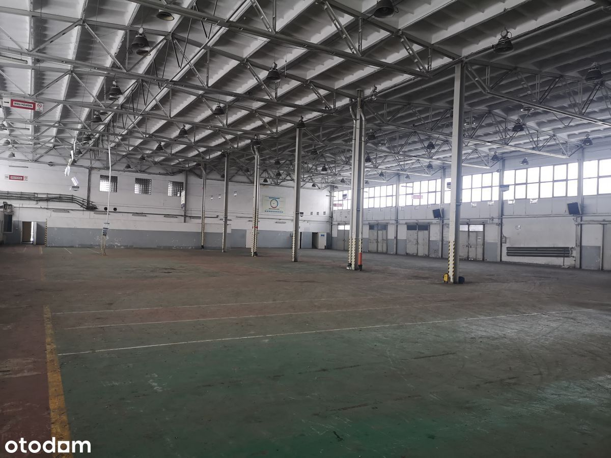 Hala/Magazyn, 4 560 m², Gliwice
