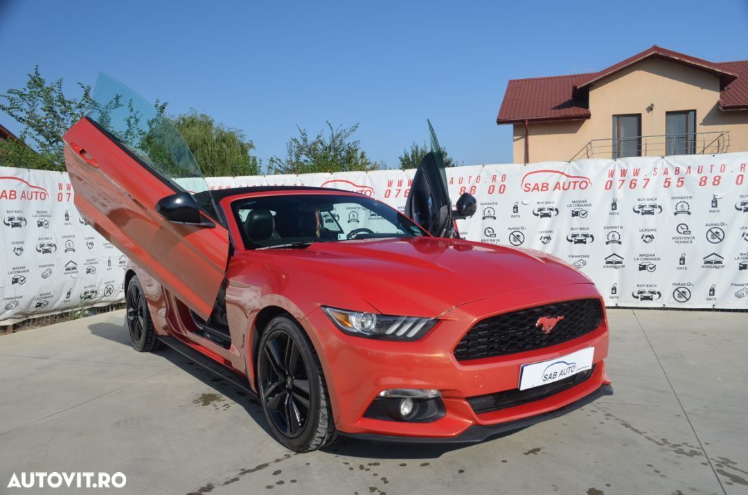 Ford Mustang - 3