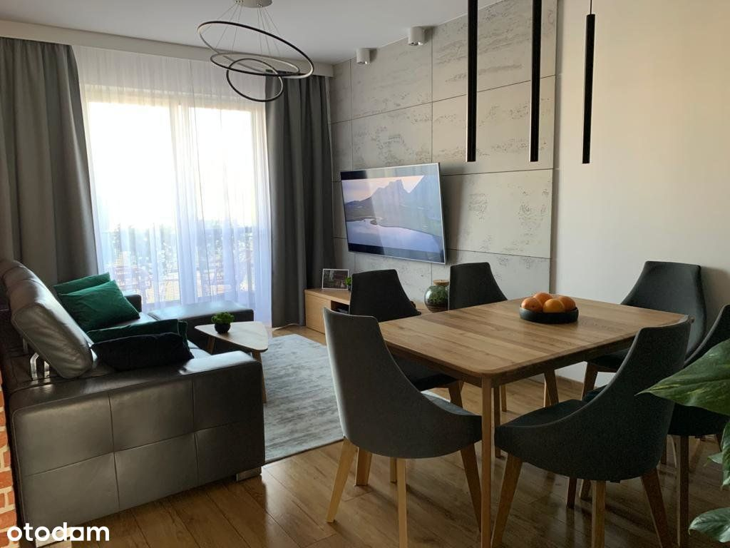 Wyjątkowy apartament do wejścia Podgórze-Łagiewnik