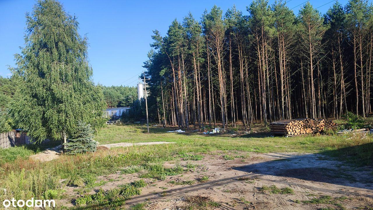 Atrakcyjna działka pod zabudowę w Łowyniu