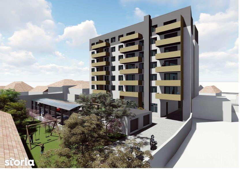 Apartamente de 2 si 3 camere semicentral, Cluj-Napoca
