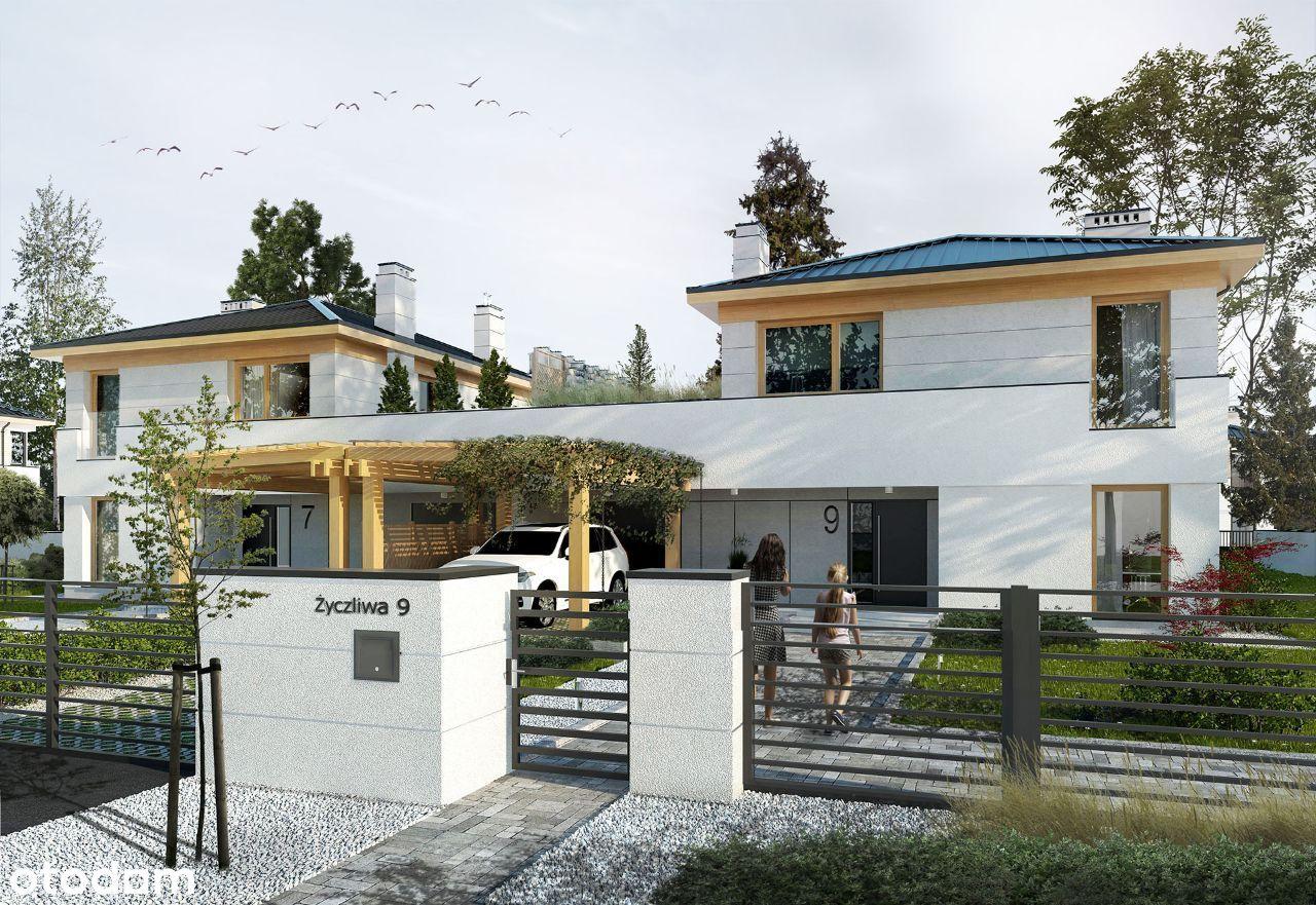 Nowe domy na Osiedlu Życzliwa