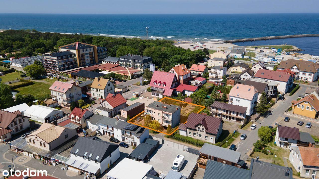 Całoroczny pensjonat z widokiem na morze - DARŁOWO
