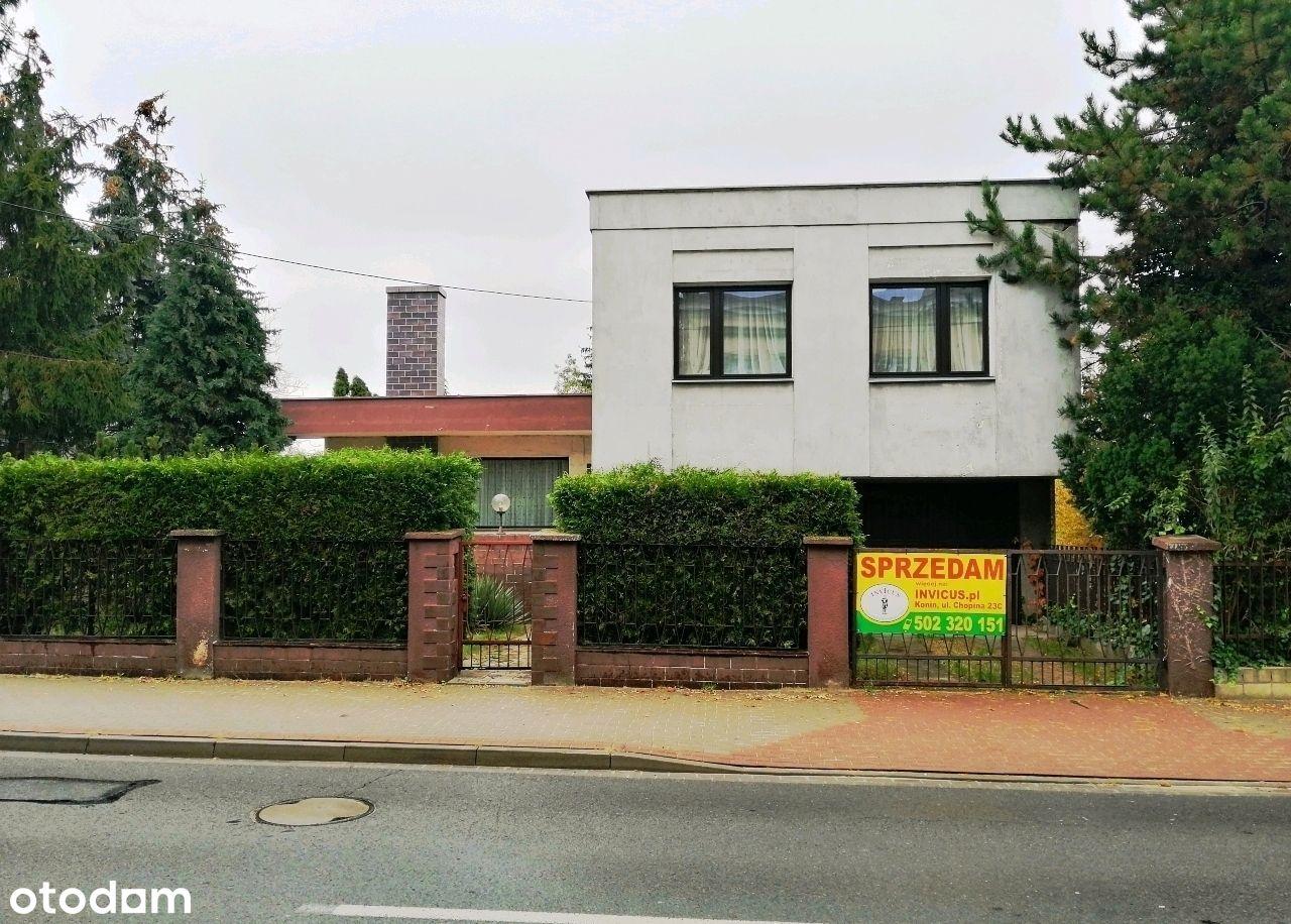 Na sprzedaż dom w dobrym stanie w Koninie