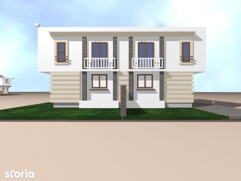 Duplex cu 4 camere in Mosnita Noua