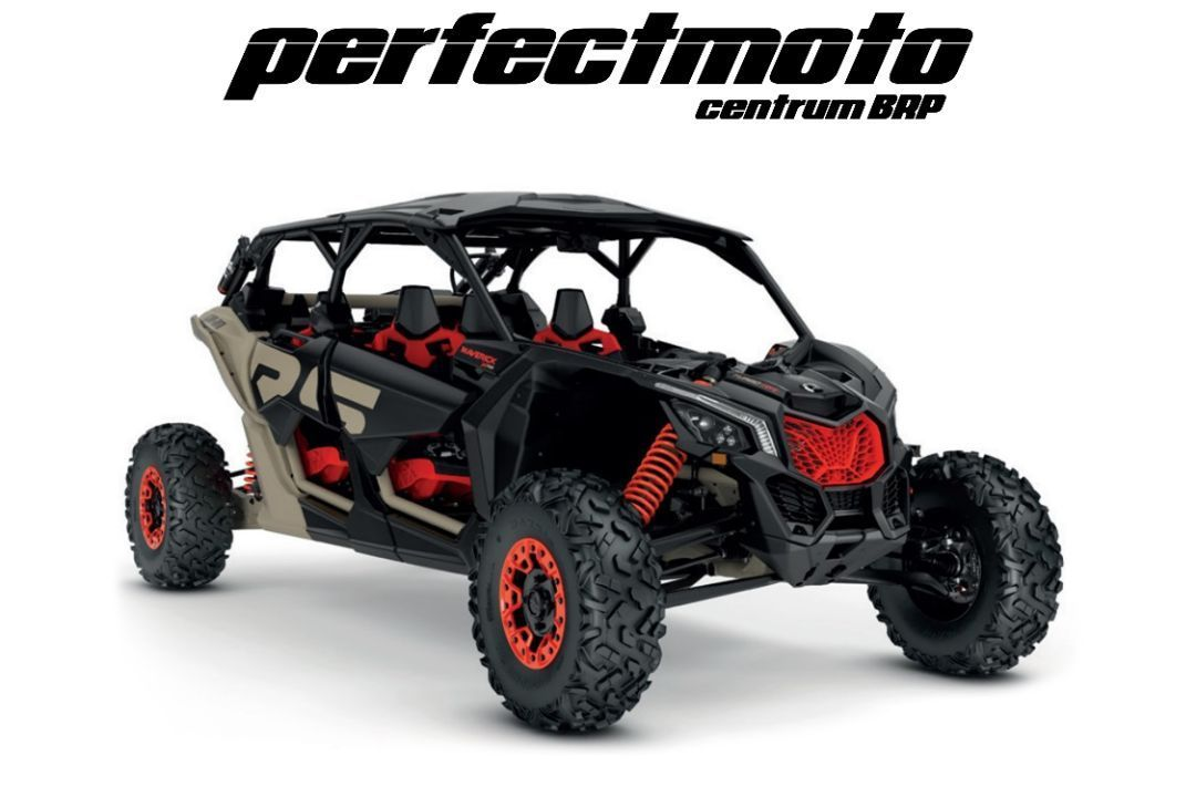 Can-Am Maverick Maverick MAX X RS SA TURBO RR T2b Model 2021 - 1