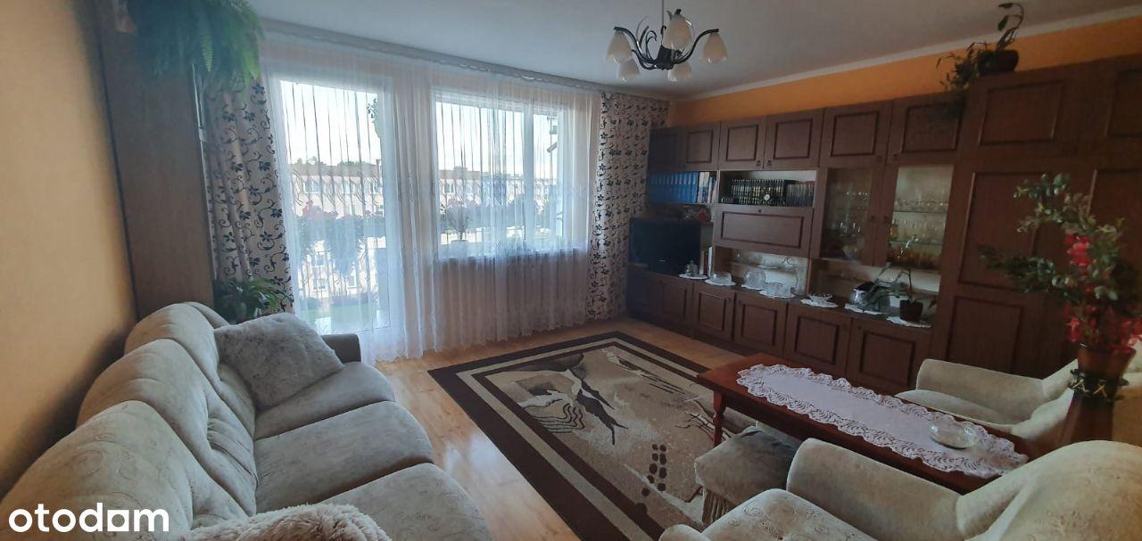 Mieszkanie 4-pokojowe, 74m2 z wyposażeniem