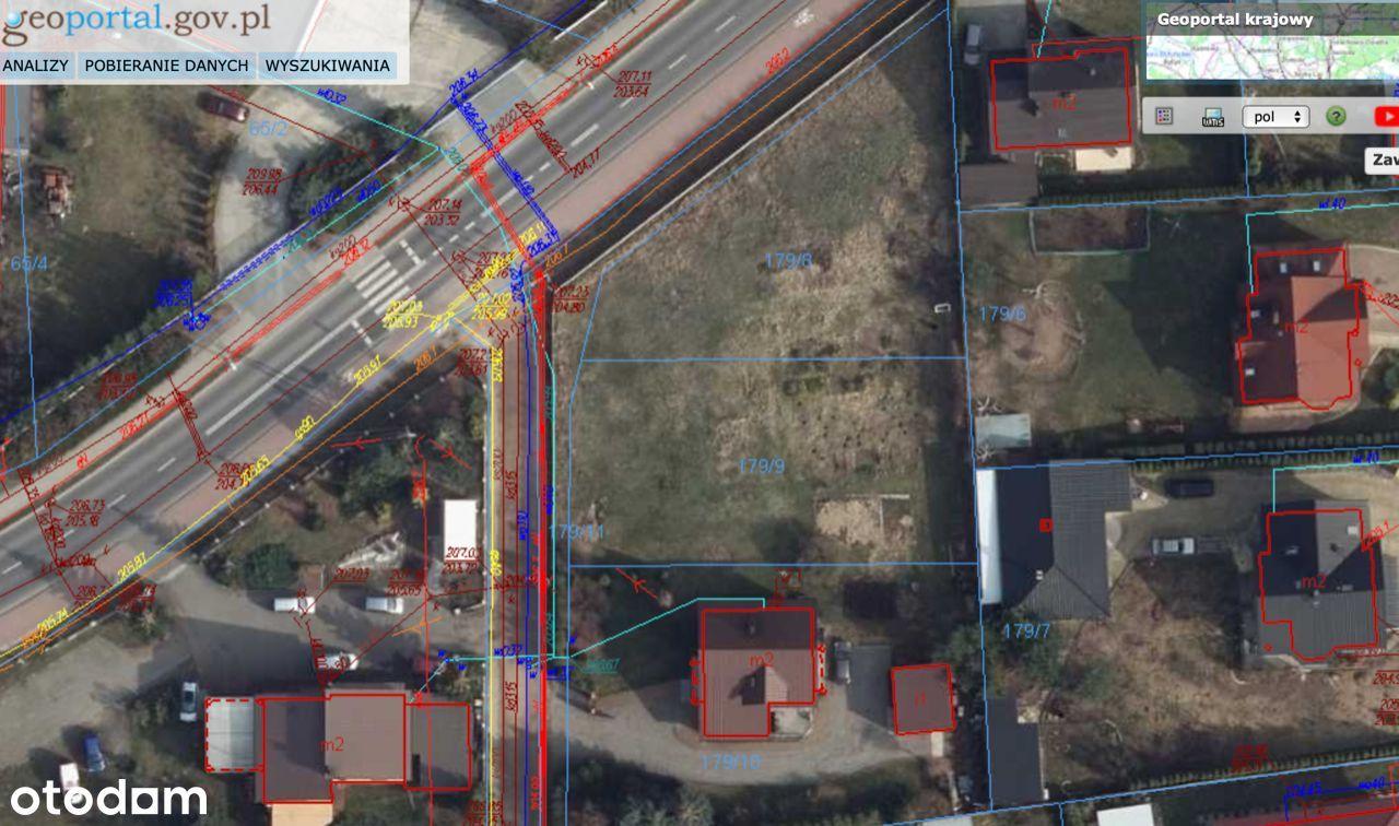 Działka, 748 m², Bełchatów