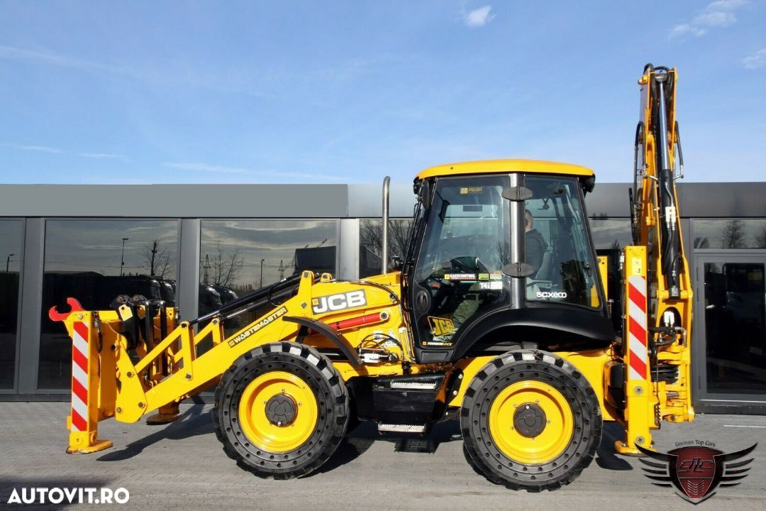 JCB 5 CX 1.800 ORE 2015 Nr. Int 11507 Leasing - 28