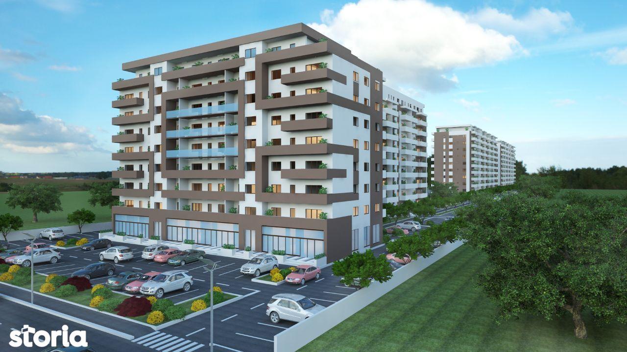 Apartament 2 camere ( tip studio ) Confort Urban Rahova