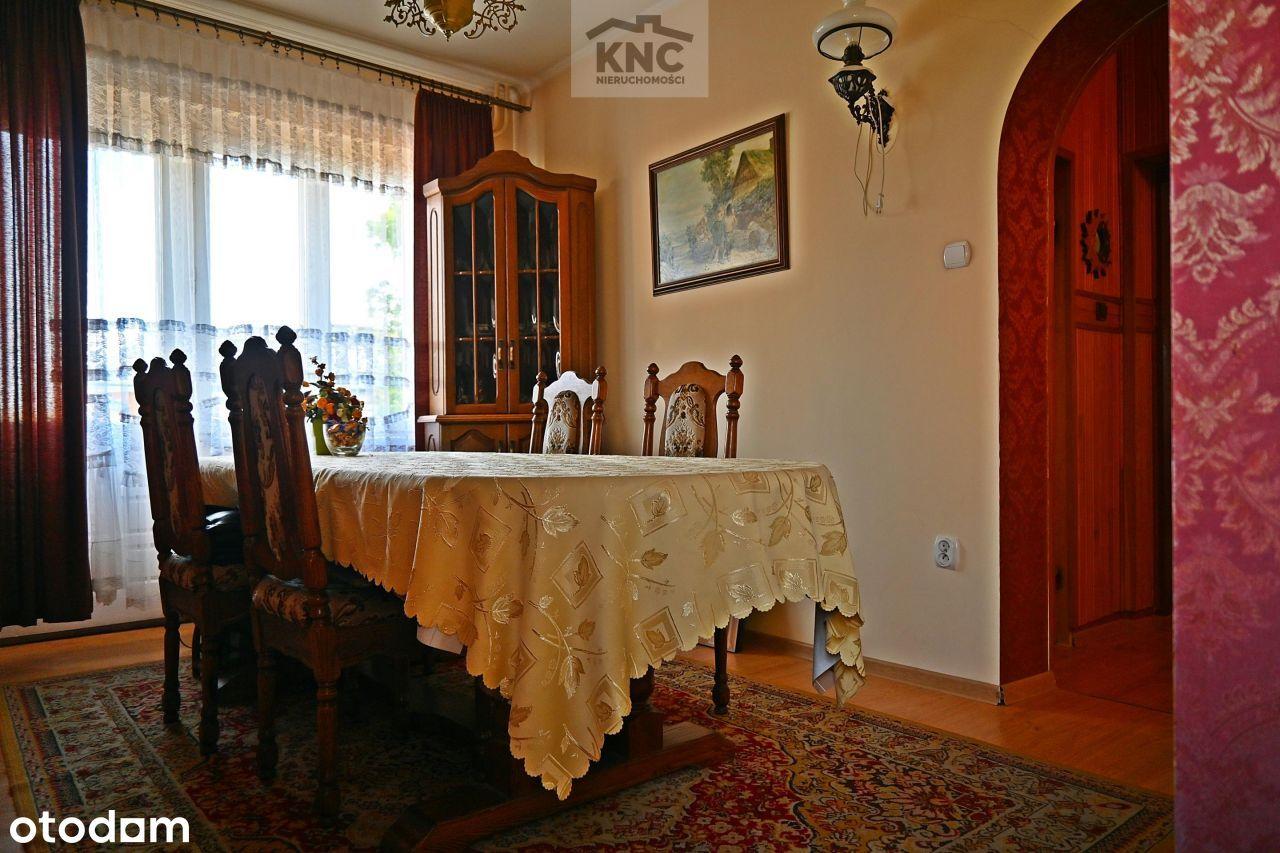 Centrum Kraśnika -Dom 130 m2 z dwoma lokalami usł.