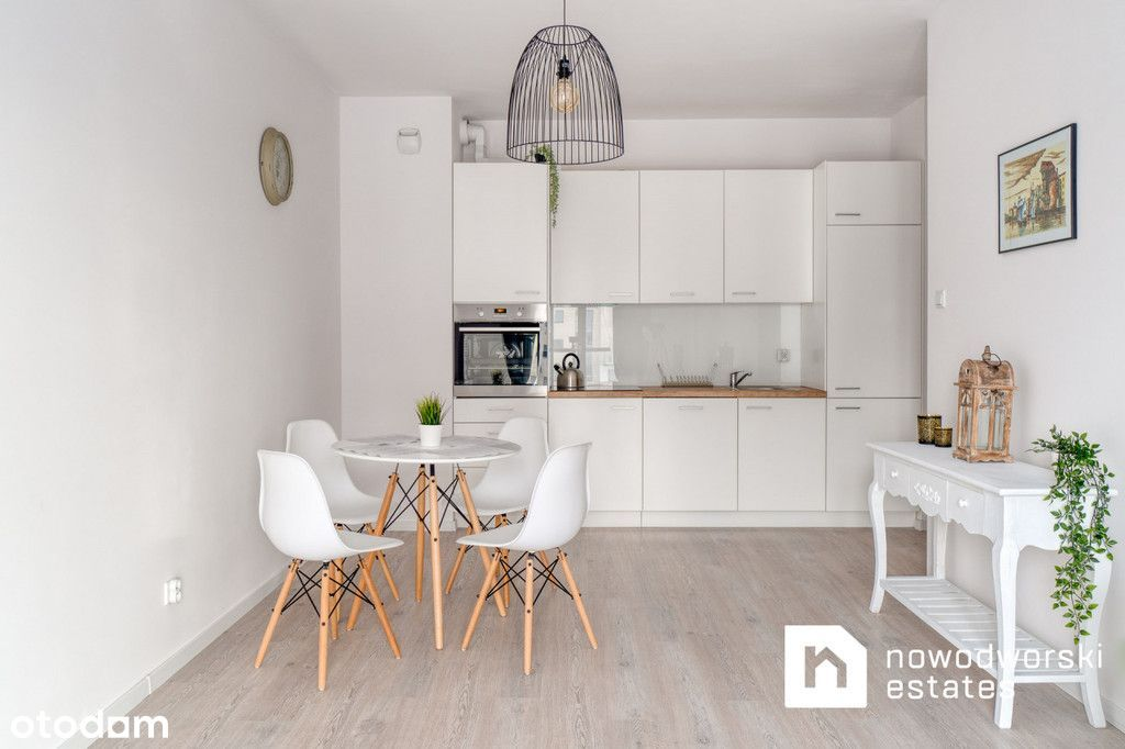 Nowe mieszkanie 3 pokojowe, Letnica, garaż