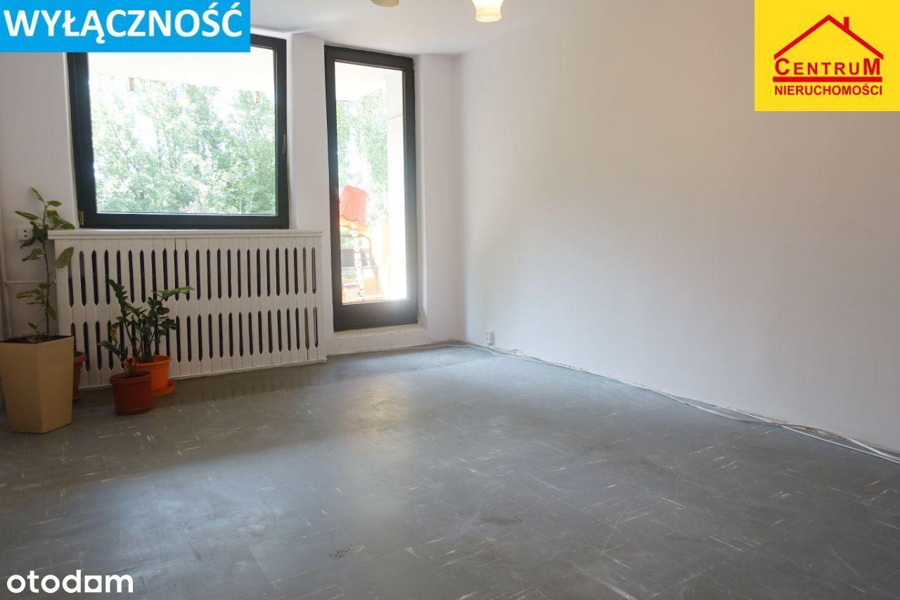 Mieszkanie 2-pokojowe -I piętro, balkon + garaż